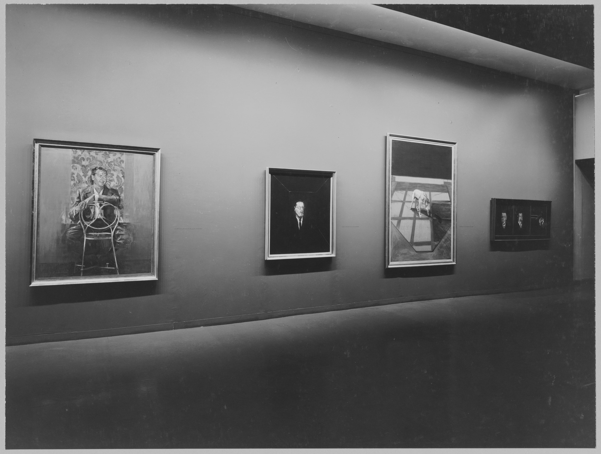 Masters of British Painting, 1800–1950, October 3–December 2, 1956