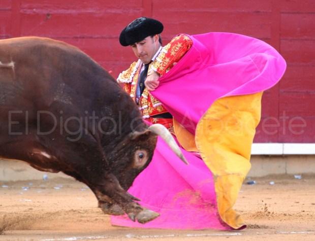 Fandi Castella y Manzanares Feria Albacete Toros  19
