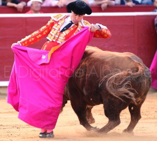Fandi Castella y Manzanares Feria Albacete Toros  21