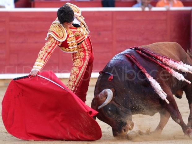 Fandi Castella y Manzanares Feria Albacete Toros  46