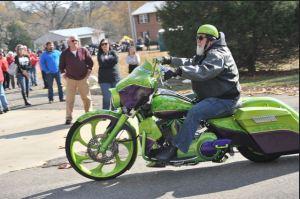 1st 2011 HD Street Glide modified Howard Lee Guntown Ms