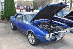 3rd 1967 Pontiac Firebird Darryl - Karen Cummings Thorsby Al