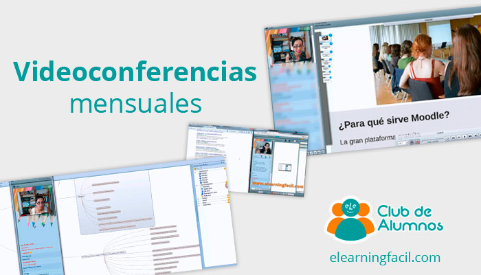 Videoconferencias educativas e-Learning