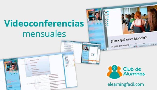 Videoconferencias mensuales