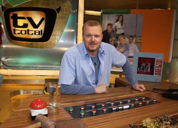 """""""TV Total"""" mit Stefan Raab"""