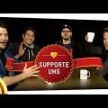 Ein Herz für Bohnen! Support für RocketBeansTV