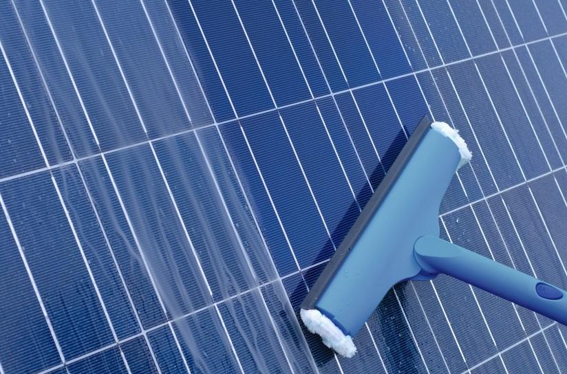 entretenir les panneaux solaires electricit et energie. Black Bedroom Furniture Sets. Home Design Ideas