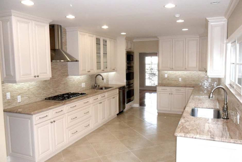 kitchen lighting from our electrician in los angeles