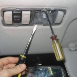 sunroof switch assembly