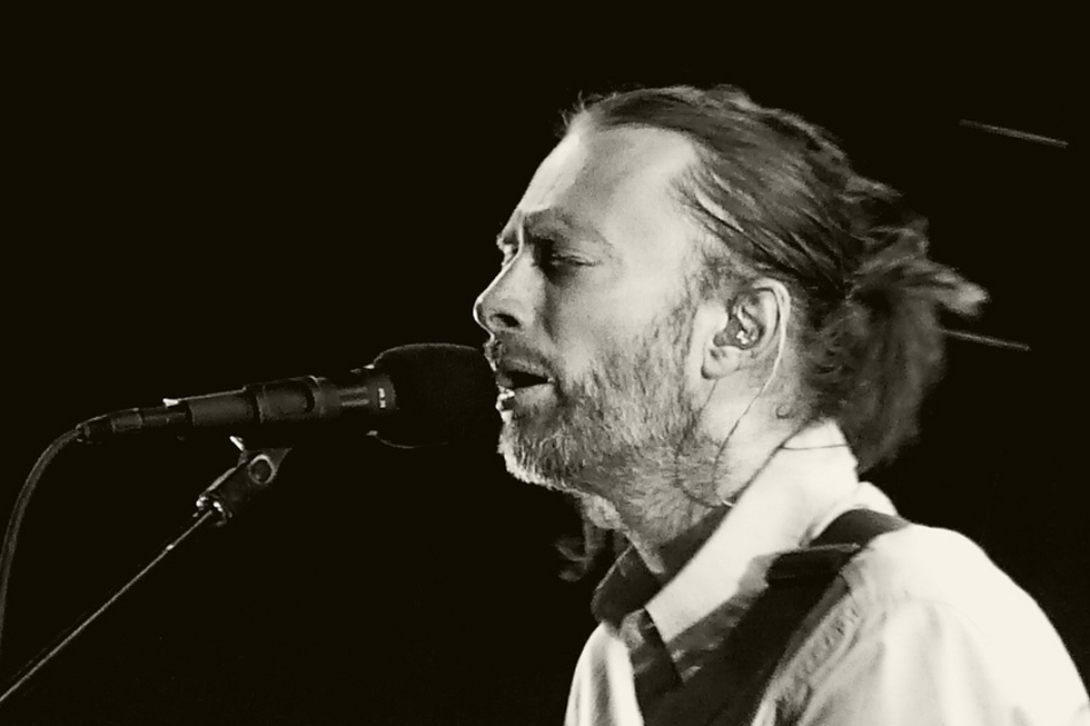 New Radiohead Video – Burn The Witch