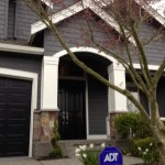 Hardie Plank Sided Homes House Painting In Sammamish