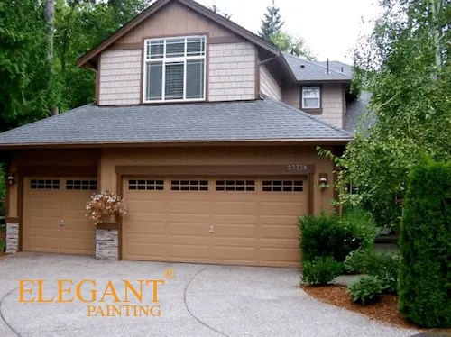 Bellevue Wa Exterior House Painting