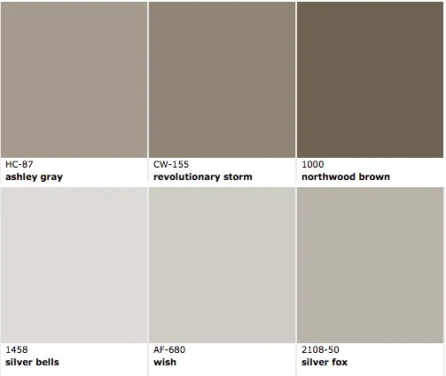 The most popular paint colors for selling your house for Most popular tan paint color