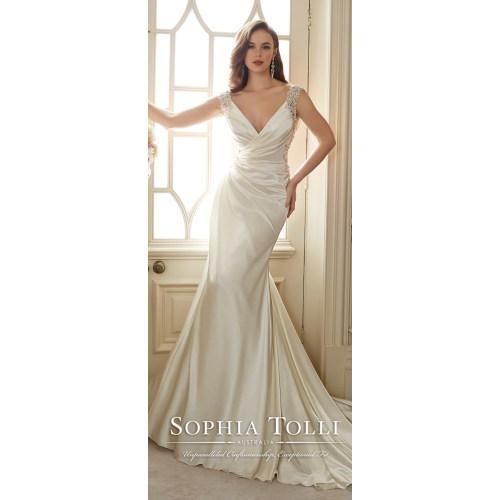 Medium Crop Of Satin Wedding Dresses