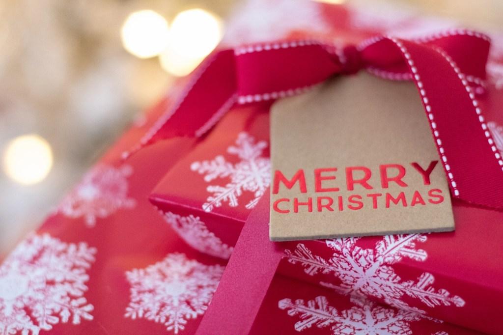 Werkzeugkoffer als Weihnachtsgeschenk