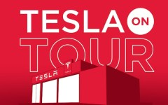 Tesla on Tour in Kitzbühel