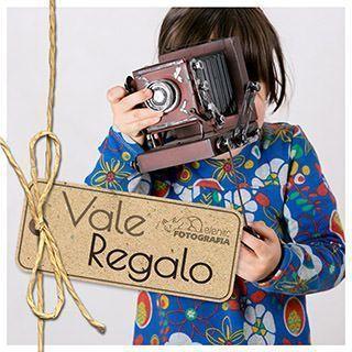 Vales regalo de sesiones de fotografía elenircfotografia en casa