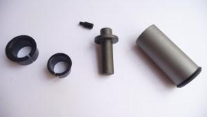 3515 Tagliare tubo forcella acciaio alluminio 11