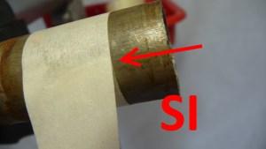 3530 Tagliare tubo forcella acciaio alluminio 26