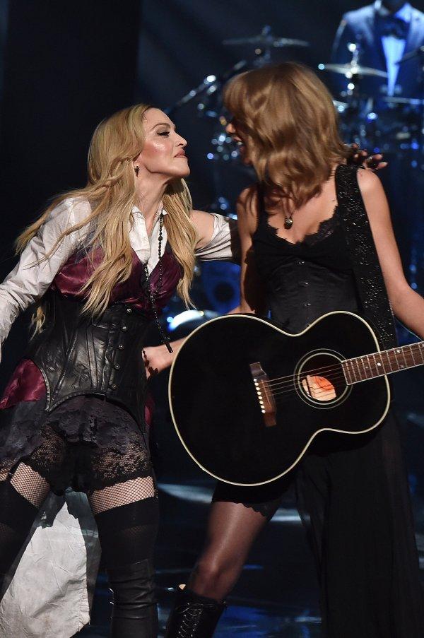 Madonna-Taylor-Swift-Performance-iHeartRadio-Music-Awards
