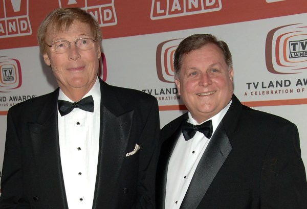 Burt Ward y Adam West 1