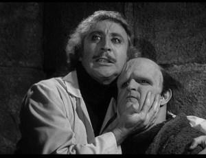Gene Wilder El jovencito Frankenstein