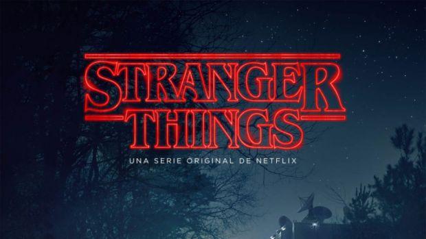 Netflix Stranger Things