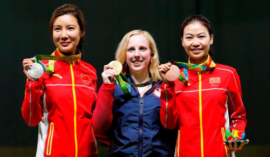 Descubre cu 225 nto ganan los atletas ol 237 mpicos por una medalla de oro