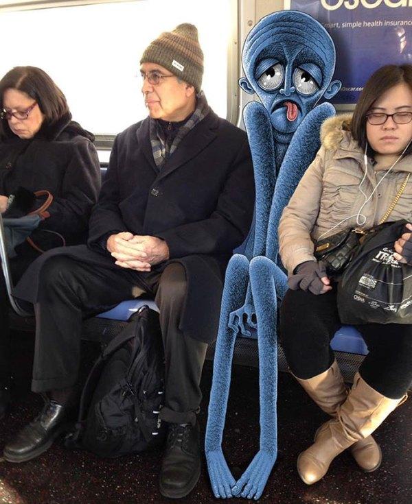 dibujos-monstruos-metro-nueva-york-ben-rubin-2