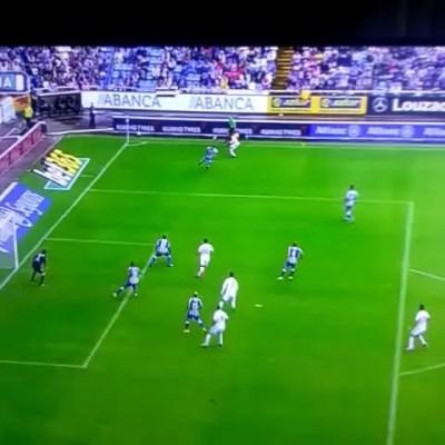 (0-1) Video GOL: Cristiano adelanta al Real Madrid con un gran cabezazo (video)