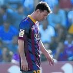 El Barcelona encuentra solución a las arcadas de Messi