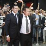 Así llegaba Peter Lim a Mestalla (foto)