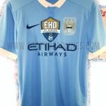 Desvelan la camiseta titular del Manchester City para 2016 (Foto)