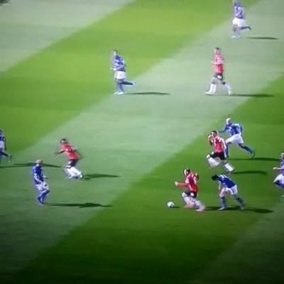 Di Maria explota en el Manchester United con un golazo de antología (video)