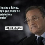 Florentino justifica por qué no ha fichado a Falcao
