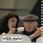 "La novia del difunto Di Stefano asegura que Florentino Pérez les ""arruinó"" la vida"