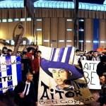 16 años después llega el reconocimiento a Aitor Zabaleta