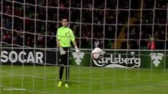 Ibrahimovic anota el gol que nunca había marcado en su carrera (Vídeo)