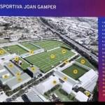 Presentación del nuevo gran proyecto del FC Barcelona (Foto)