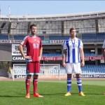 La Real Sociedad presenta sus nostálgicas camisetas 2016 (Foto)