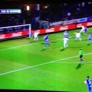 Video GOL: James adelanta al Real Madrid con un gol ilegal (video)