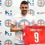 """""""El Guaje"""" luce el 9 en su nuevo equipo australiano (foto)"""