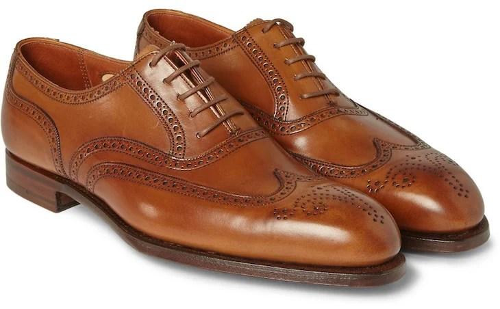 Sapato Brogue Masculino