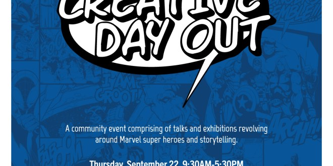 MARVEL creative day out launches to inspire the filipino art community