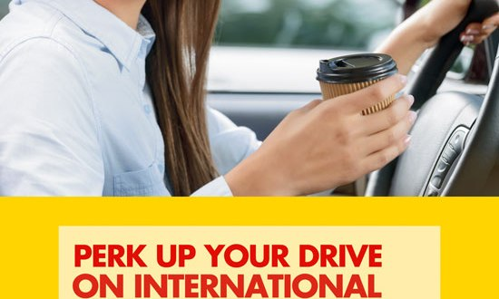 Shell treats coffee lovers on International Coffee day