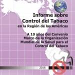 Informe sobre control del tabaco OPS/OMS 2016