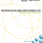 WHO Report on the tobacco global epidemic, 2019