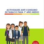 Actividades anti consumo de tabaco 1° medio, MINSAL