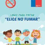 Libro para pintar Elige No Fumar 2020