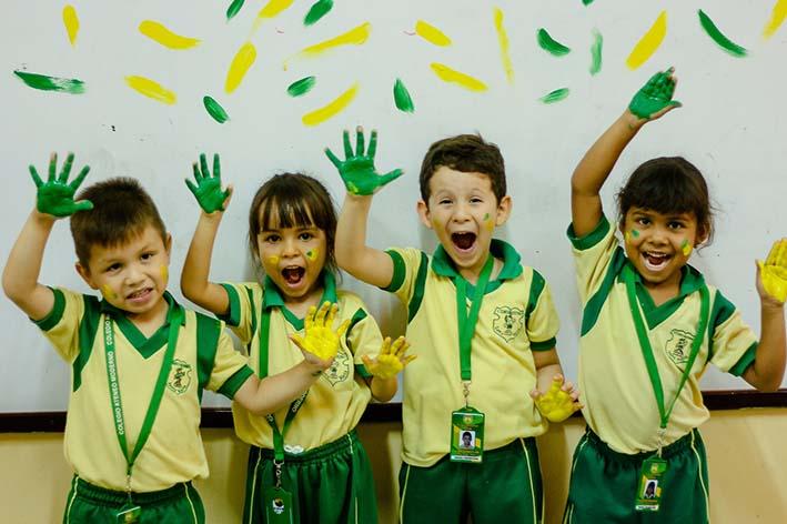 El Colegio Ateneo Moderno de Santa Marta educa a niños y jóvenes en un ambiente de mejoramiento continuo, lo que le ha permitido consolidar logros de excelencia.